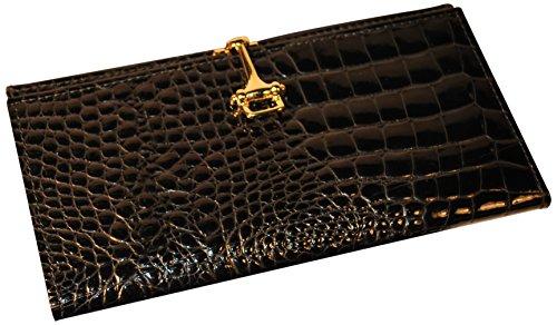 budd-leather-croco-bidente-checkbook-cover-with-clip-black