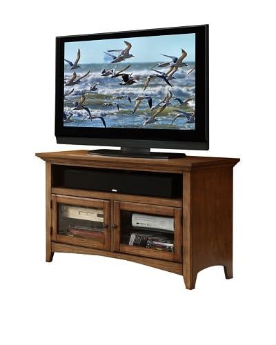 Legends Furniture Vineyard 48 Media Cart, Reclaimed