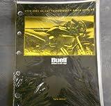 2000 2001 Buell S3 S3T THUNDERBOLT Parts Catalog Service Manual NEW