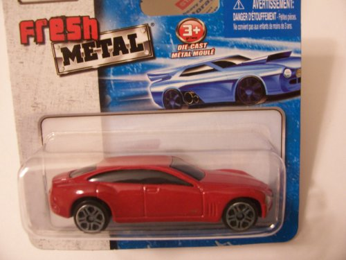 Maisto Fresh Metal Die-Cast Vehicles ~ 2003 Chevrolet SS Concept - 1
