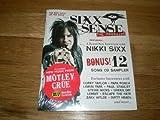 Sixx Sense The Magazine Sample CD - 12 Tracks