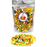 Jelly Belly Tropical Mix Jelly Beans 2lb (2 pound ) in resealable stand-up bag