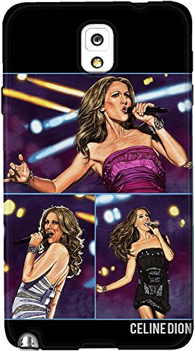DailyObjects Celine Dion Case For Samsung Galaxy Note 3