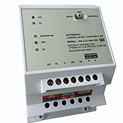 Walnut Innovations Automatic Water Level Controller,Water Level Sensors (For Single Ph. Submersibles Operated by starters)