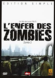 L'enfer des zombies - Edition simple
