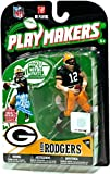 511skKN1aQL. SL160  McFarlane Toys NFL Playmakers Series 1 Action Figure Aaron Rodgers