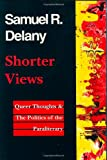 Shorter Views: Queer Thoughts and the Politics of the Paraliterary