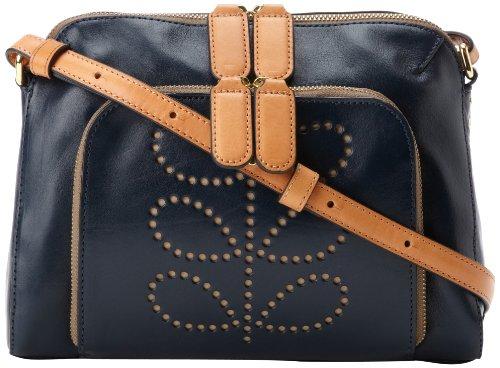Orla Kiely Womens Iris Cross-Body Bag