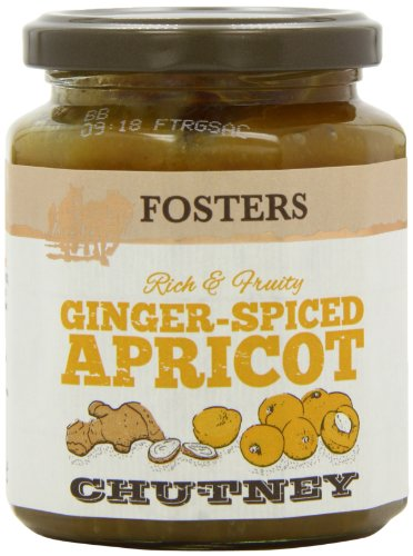 fosters-ginger-spiced-apricot-chutney-285-g-pack-of-3