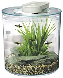 Hagen Marina 360-Degree Aquarium Starter Kit