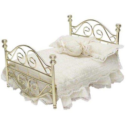 Dollhouse Miniature Comforter Set