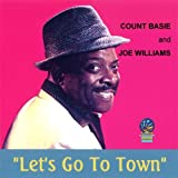 echange, troc Count Basie & His Orchestra - Let's Go to Town
