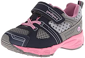 pediped Flex Mars Athletic (Toddler/Little Kid),Pink,31 EU (13-13.5 E US Little Kid)