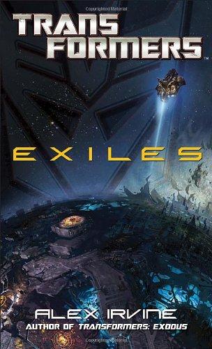 Transformers: Exiles, Alex Irvine
