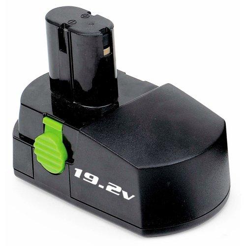 Kawasaki 840045 Black 19.2-Volt 1-1/3-Amp Hour NiCad Pod Style Battery (Kawasaki Drills compare prices)