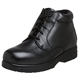 Drew Shoes Men\'s Tucson Boot,Black,8 6E US