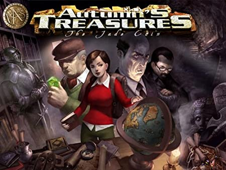 Autumn's Treasures: The Jade Coin [Download]