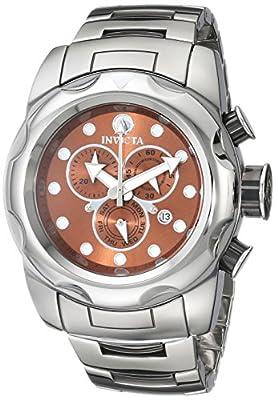 "Invicta Men's 16265SYB ""Ceramics"" Analog Display Swiss Quartz Grey Watch"