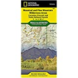 National Geographic Maps Trails Illustrated Map Mazatal & Pine Mountain Wilderness Areas, Coconino And Tonto National...