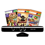 Kinect Sensor with Kinect Adventures and Gunstringer Token Code (OLD MODEL) ~ Microtek