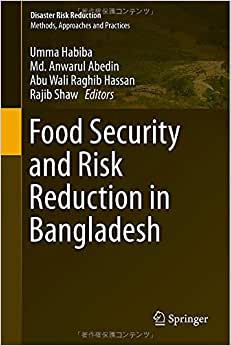 Food Security And Risk Reduction In Bangladesh (Disaster Risk Reduction)