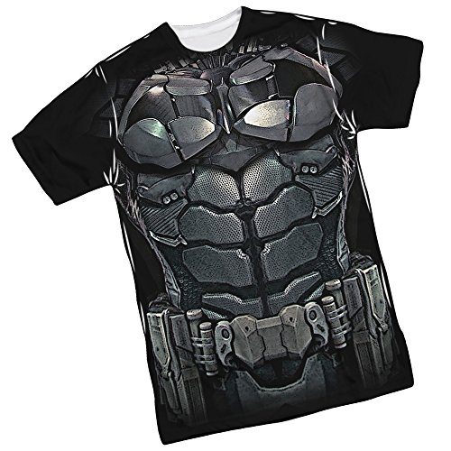 Costume -- Batman Arkham Knight Front Print Sports Fabric T-Shirt