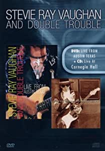 Live At Carnegie Hall/Live From Austin, Texas (CD + DVD)