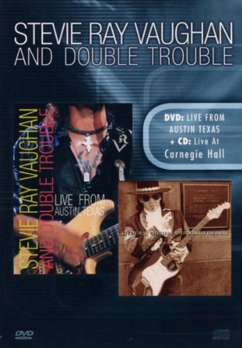 Live From Austin Texas by Stevie Ray Vaughan
