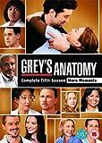 echange, troc Grey's Anatomy - The Complete - Season 5 [Import anglais]
