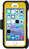 OtterBox [Defender Series] iPhone 5 & iPhone 5s Case - Retail Packaging Protective Case for iPhone - Hornet