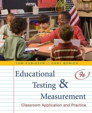 Educational Testing and Measurement: Classroom...