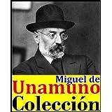 Miguel de Unamuno, antología (Del sentimiento trágico de la vida, Abel Sánchez, una historia de pasión, Niebla...