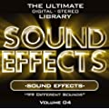 Sound Effects Vol. 4 - Sound Effects