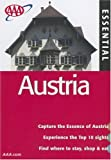 AAA Essential Austria (AAA Essential Guides: Austria) (1595081747) by Rice, Christopher