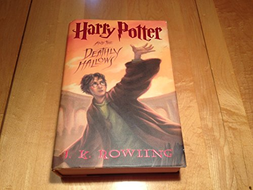 By J. K. Rowling: Harry Potter and the Deathly Hallows (Book 7)