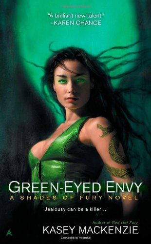 Image of Green-Eyed Envy (A Shades of Fury Novel)