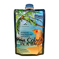 Lt. Blenders Pina Colada in a Bag 12-Ounce Pouches (Pack of 3)