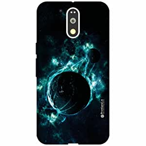 Motorola Moto G4 Plus Back Cover - Silicon Galaxy Designer Cases