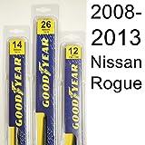 Nissan Rogue (2008-2013) Wiper