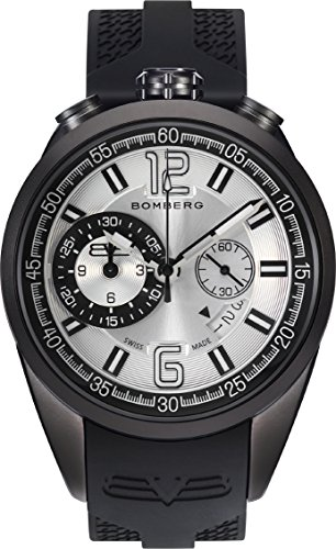 Bomberg NS44CHPGM.0082.2 1968 collection Watch - Swiss Made - 44 mm