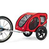 PetEgo EGR Kasco Dog Bike Trailer - Small