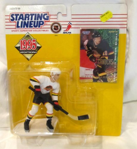 Pavel Bure 1995 Starting Lineup NHL Action Figure - 1
