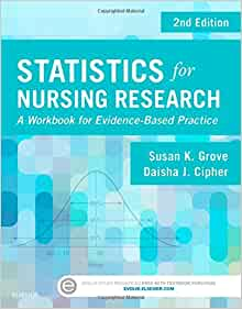 grove statistics workbook exercise 36 This is statistic exercise not a paper hlt 362 ex 3 download reference grove, s (2007) statistics for health care research.