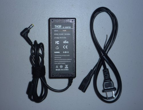 Click to buy Thor Brand Replacement Ac Power Adapter Cord for Acer Travelmate Laptop Pc Models: 5542g 5542-p342g25mnss 5720g 5730-6020 5730-6139 5730-6274 5730-6288 5730-6500 5730-6891 5735g 5735z 5740-5092 5740-5665 5740-5749 5740-5896 Battery Charger - From only $31.95