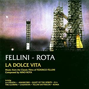 Rota Fellini Film Suites And Themes by Silva Screen