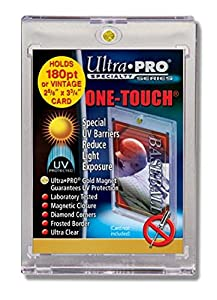 All Sports All Teams Ultra Pro Card Holder, 180PT, Clear