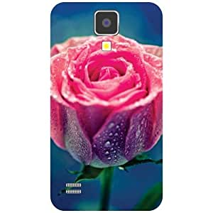 Samsung I9500 Galaxy S4 - Rose Phone Cover