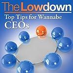 The Lowdown: Top Tips for Wannabe CEOs | Richard Charkin,Richard Pettinger