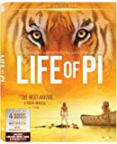 Life of Pi (Blu-ray + DVD Combo Pack)