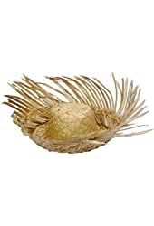 Beachcomber Straw Hat Party Accessory (1 count)